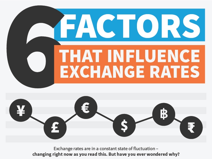 6 Factors That Influence Exchange Rates...