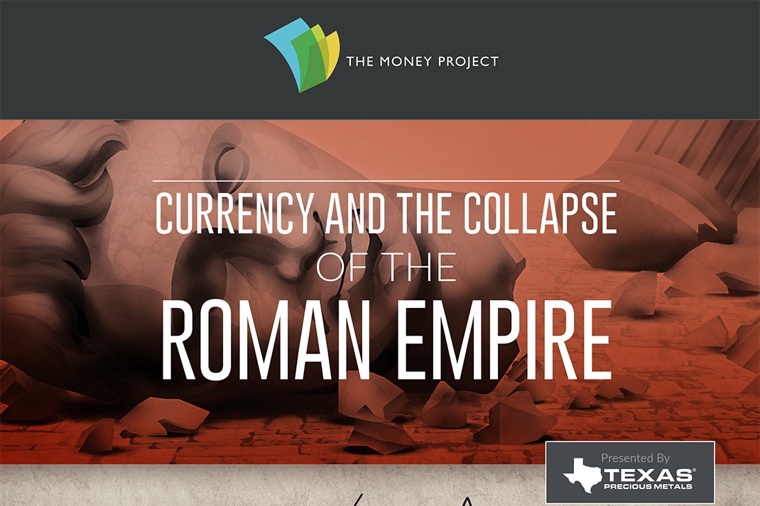 Currency and the Collapse of the Roman Empire...