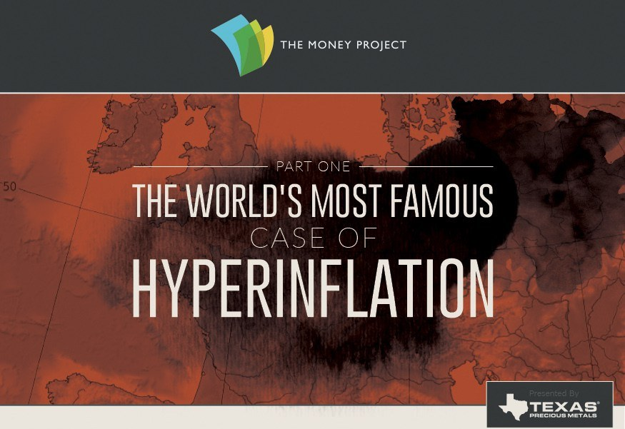 The Worlds Most Famous Case of Hyperinflation...