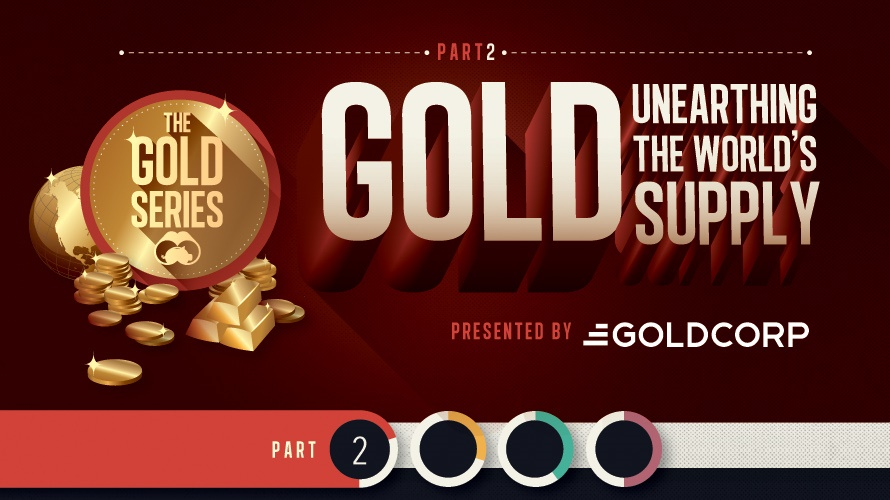 The Gold Series: Unearthing the Worlds Supply...