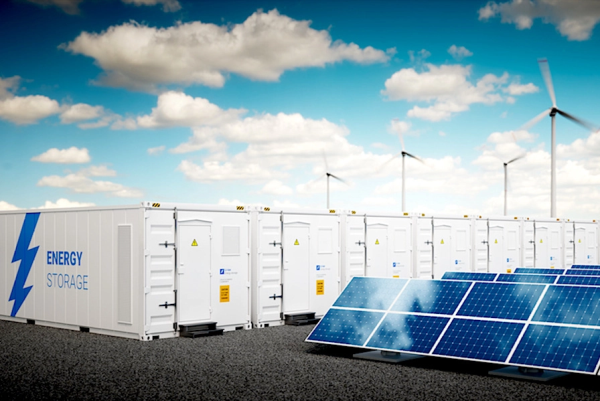 Energy storage key to carbon neutral world...