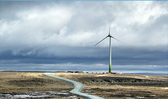 Commerce Resources considers wind energy for the...