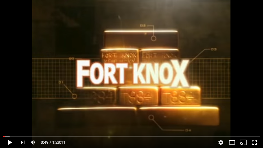 Fort Knox: Die volle Dokumentation...