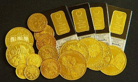 Gold Commerzbank und UBS erwarten nur kurzfristi...