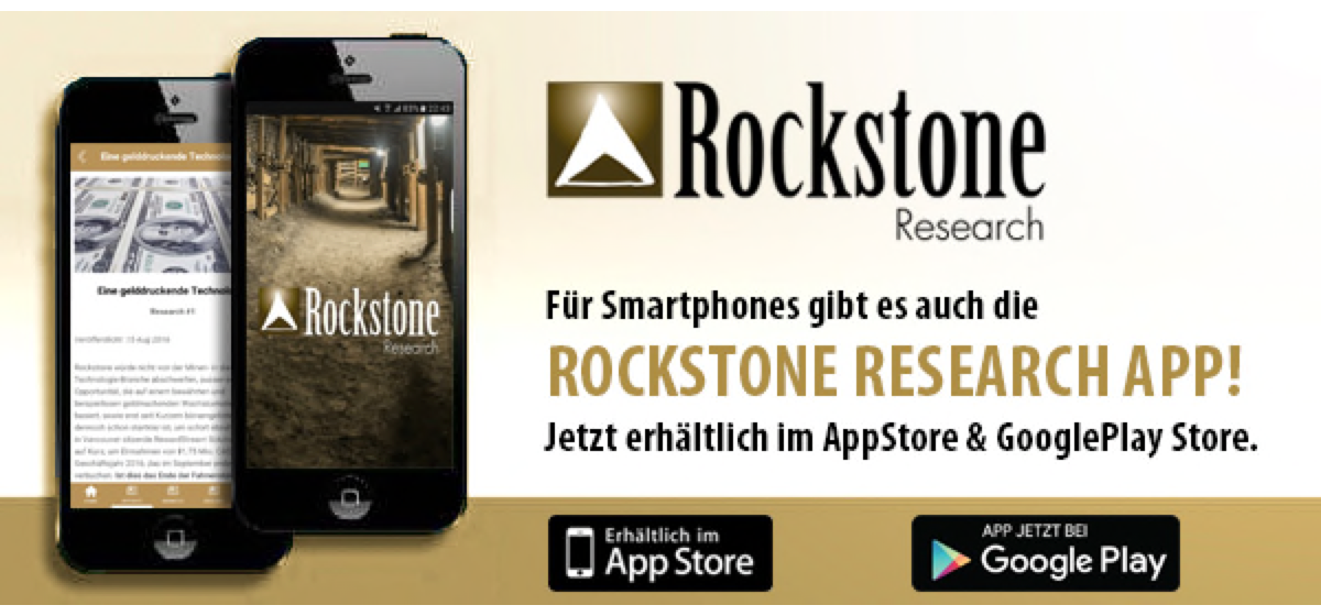 Rockstone Research App...