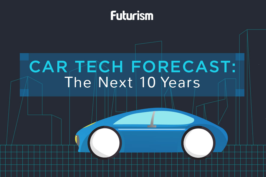 Car Tech Forecast: The Next 10 Years...