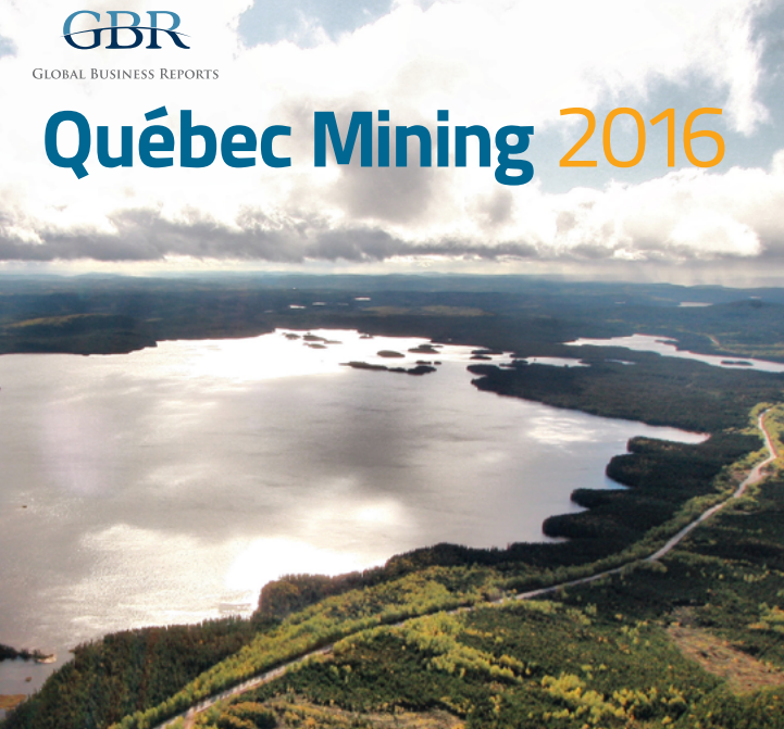 Quebec Mining Booklet 2016...