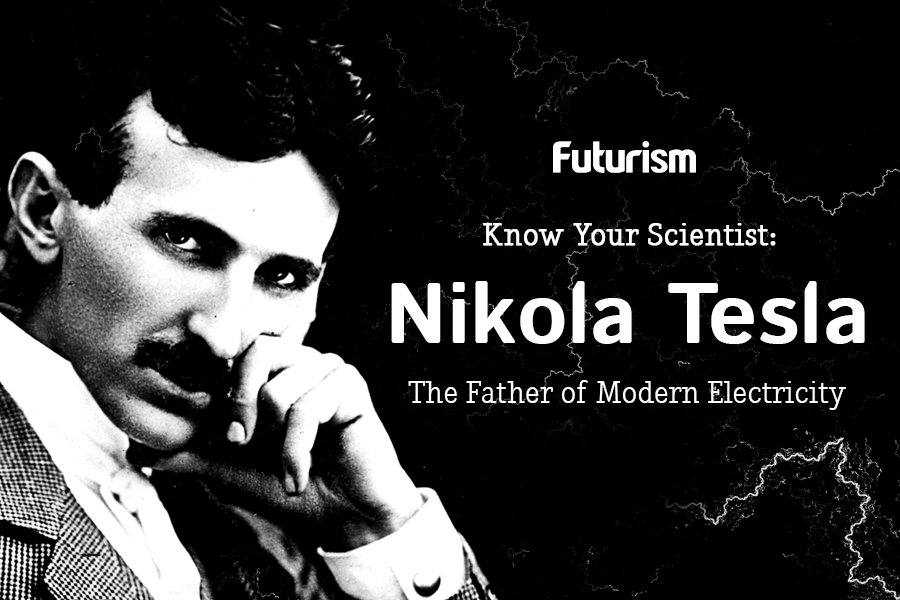 Nikola Tesla: The Father of Modern Electricity...