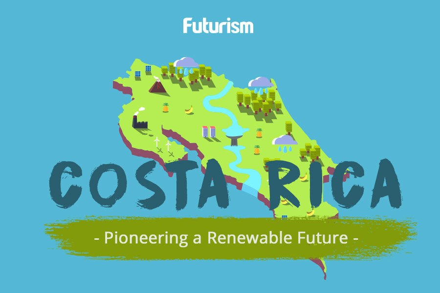 Costa Rica: Pioneering a Renewable Future...