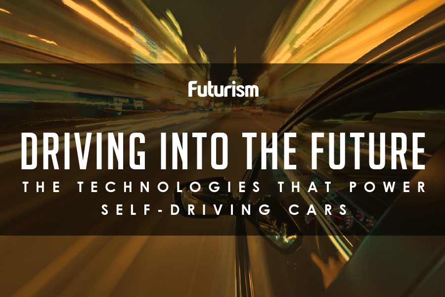 Driving into the future: The technology that pow...
