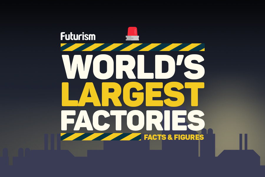 Worlds Largest Factories...