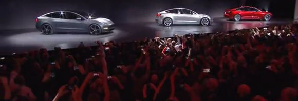 Tesla Model 3 phenom bolsters case for EVs and e...