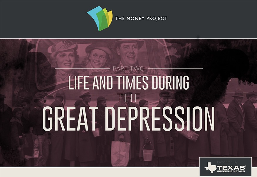 Life and Times During the Great Depression...