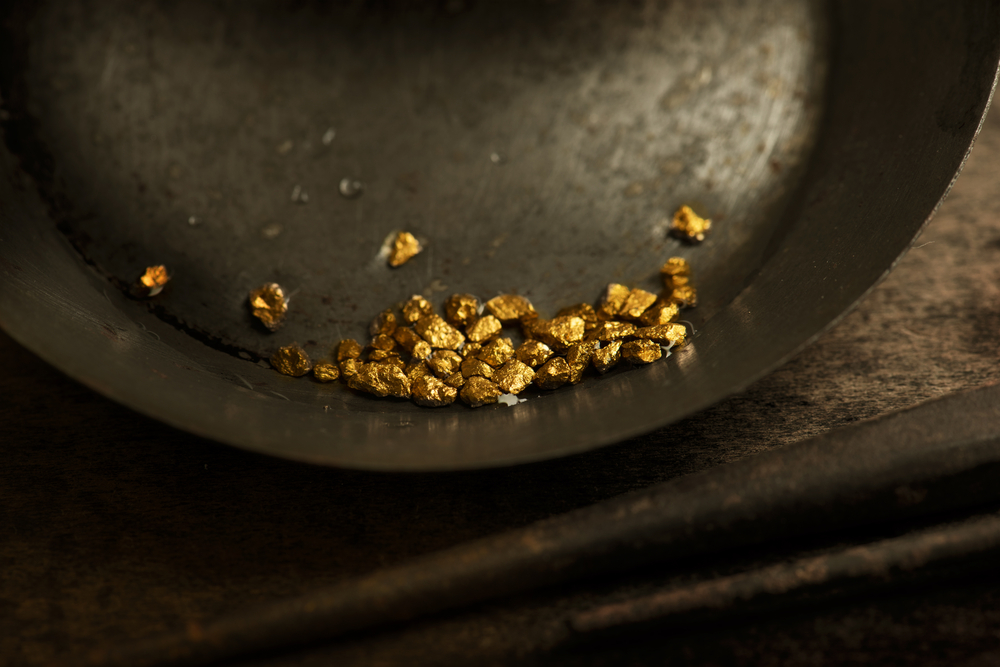 Is Gold Mining on a Relentless Trend within a Pe...